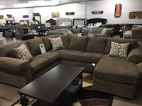 Fabric sectional  Elgin, 60120