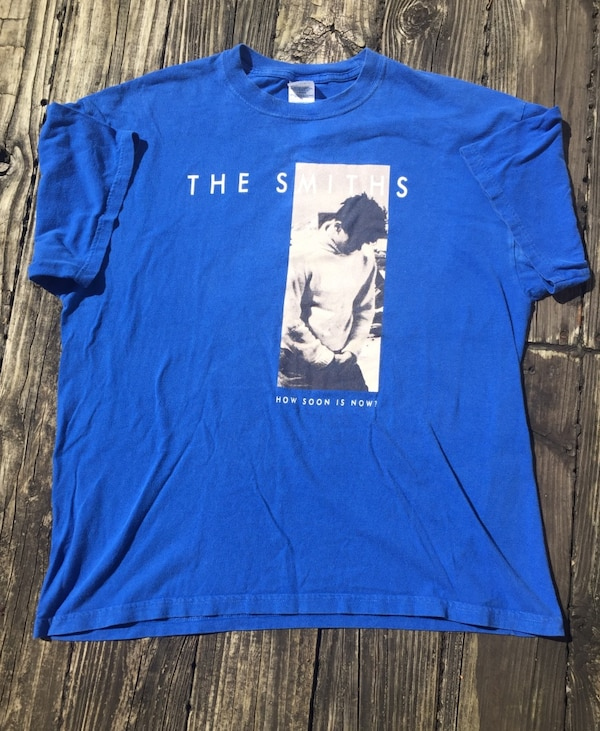 The Smiths vintage T shirt  1