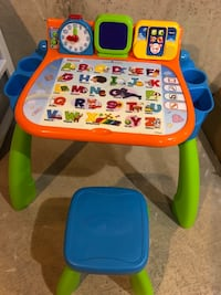 VTech kids activity table Calgary, T2K 6H4