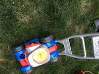 Fisher Price bubble mower Malden, 02148