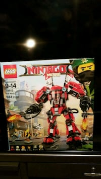 LEGO The Ninjago Movie Fire Mech 70615 Newark, 19711