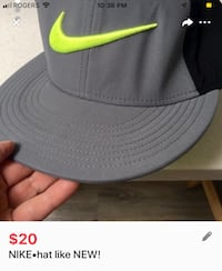NIKE•hat like NEW! London, N5V 3S5