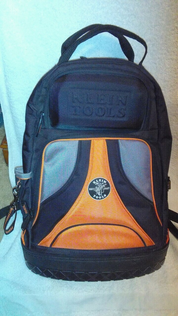 Klein tools back pack