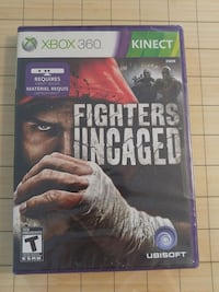Fighters Uncaged 360 Kinect Ottawa, K1Y 4S2
