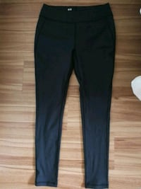 UNIQLO black long pants Singapore