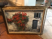 Large painting and frame Moncks Corner, 29461