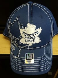 blue and white Toronto Maple Leafs cap Newmarket, L3Y 7S1