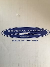 Crystal Quest countertop water filter Temple Hills, 20748