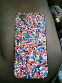 blue, pink, and yellow iPhone case Pontiac, 48342