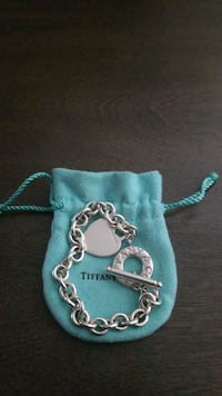 TIFFANY AND CO CHAIN BRACELET