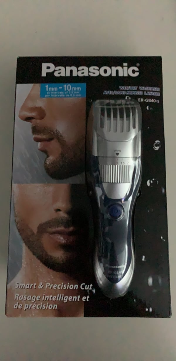 Panasonic Milano Beard Trimmer 0