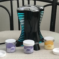 Homedics pearl diffuser. Comes with assorted color bulbs Albuquerque, 87102