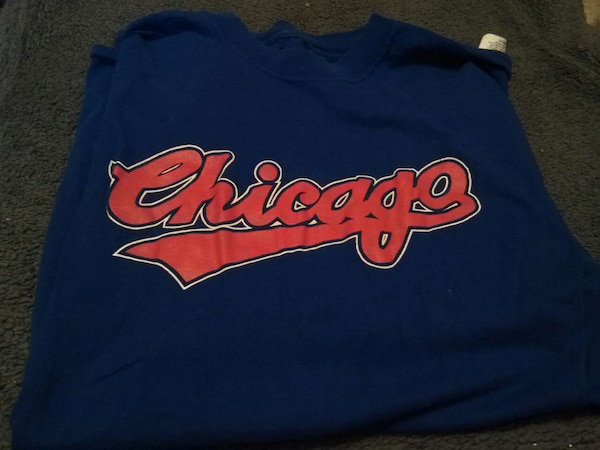 newest 51ac5 8cf97 blue and red chicago bulls jersey shrit