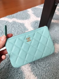 Chanel mini o case tiffany blue Markham, L6C 0Y2