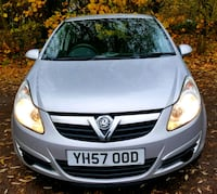 Vauxhall  - corsa - 2007 Greater London, N9 9SP