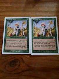 Mint MTG Worldly Tutor 6th edition cards.  Whitby, L1P 1A1