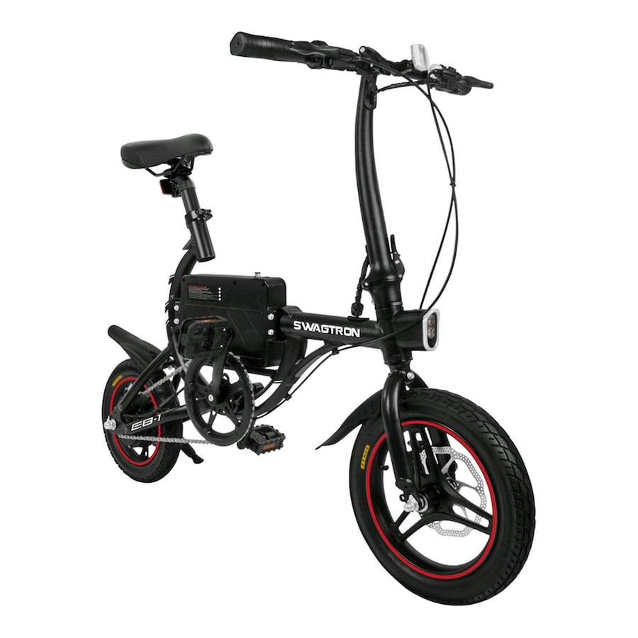 Swagtron foldup electric bike