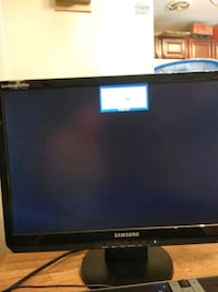 black Samsung flat screen TV Annandale, 22003