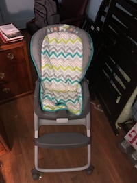High Chair Hoover, 35216