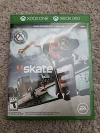 Skate 3 for xbox Aldie, 20105