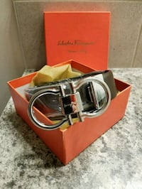 Salvatore Ferragamo belt with box Calgary, T2E 6W5