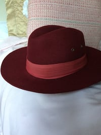 0045eb0ffcc Used Burgundy Wool Hat for sale in Escondido - letgo