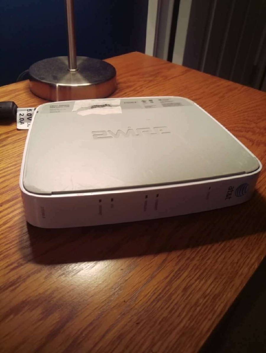 At&t router