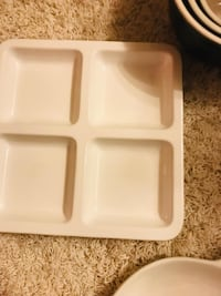 white plastic container with lid Laval