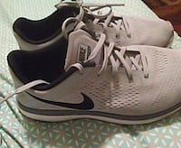 pair of gray-and-black Nike running shoes Merced, 95340
