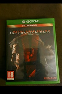 Xbox One Metal Gear Solid 5 - The Phantom Pain Istanbul