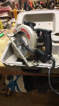gray and black Craftsman miter saw Clifton, 20124
