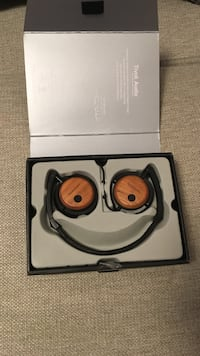 svart Tivoli Audio headset Oslo, 0576