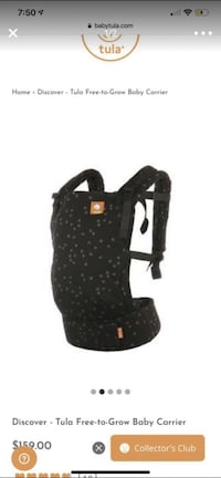black and gray floral backpack San Jose, 95126