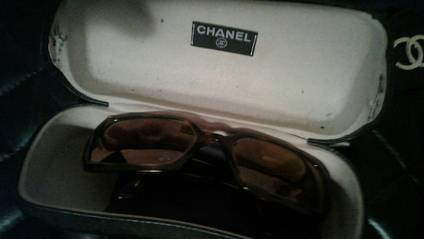 a11cb1d037d6 Used Authentic Chanel sunglasses in Brown for sale in Los Angeles ...