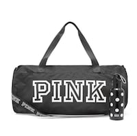 Black and white victoria's secret duffle bag Chicago, 60629