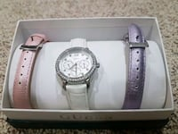Like new Guess watch with 2 extra bands Toronto, M4B 1G4