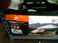 black and red Ozark Trail tent bag Hagerstown, 21740