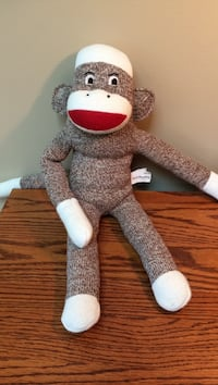 Sock Monkey  Cicero, 13039