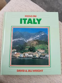 "Book ""Focus on Italy """