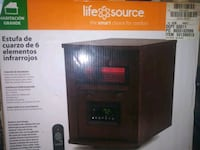 Life source electric heater with remote Omaha, 68111