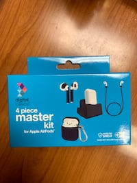4 piece kit for AirPods Vancouver