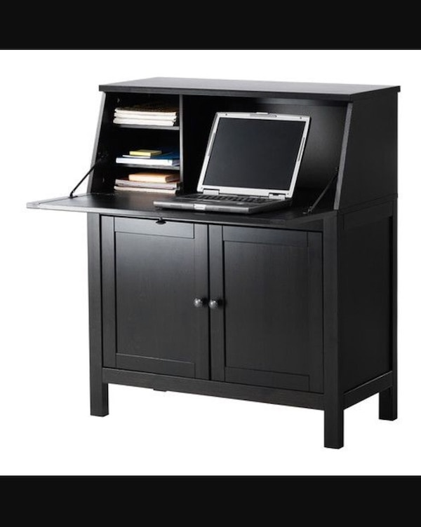 Like New Ikea Hemnes Secretary Desk