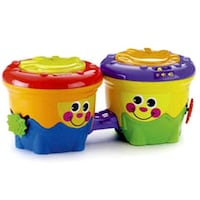 fisher price crawl -along  drum roll Edmonton, T6T 0M7