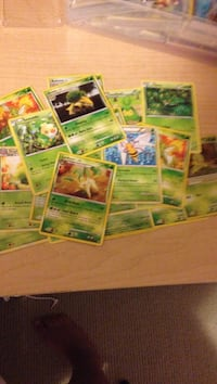 Pokemon trading card collection Bradford, L3Z 0R4