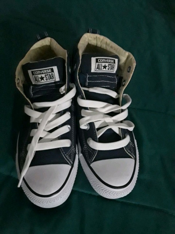 61049734941 Used Size 7 converse all star for sale in San Jose - letgo