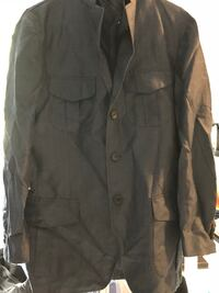 black button-up jacket East Providence, 02916