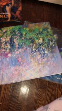 The treasures of the impressionist book