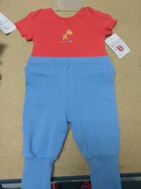 toddler's red and blue pants Toledo, 43611
