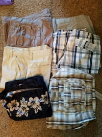 Mens cargo shorts never been worn San Angelo, 76905
