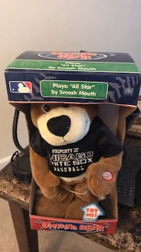 Dancing Chicago white Sox bear new  Glen Burnie, 21061